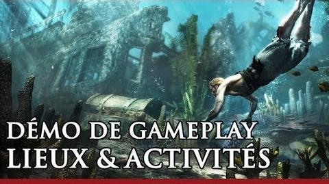 10 minutes de gameplay - Lieux et Activités Assassin's Creed IV Black Flag FR