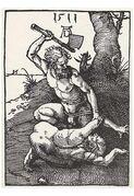 AC2 - Cain kills Abel (Durer)