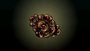 ACP Treasure Garnet Ring