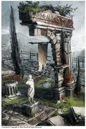 Assassin's Creed Brotherhood Concept Art 012