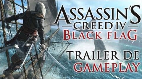 Assassin's Creed 4 Black Flag - Trailer de gameplay FR-0