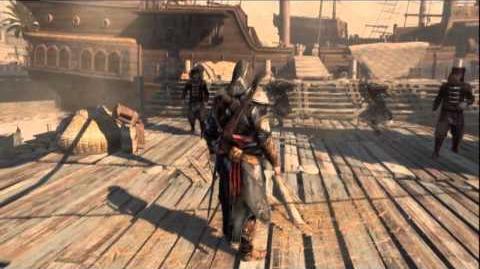 Assassin's Creed Revelations E3 2011 Sessione Single Player (commentata)