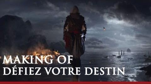"Creating ""DEFY"" Assassin's Creed IV Black Flag FR"