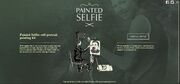 Search Engine - Painted Selfie