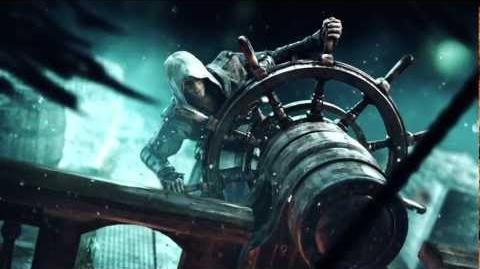 Assassin's Creed 4 Black Flag - Edward Kenway, un Pirate entraîné par les Assassins