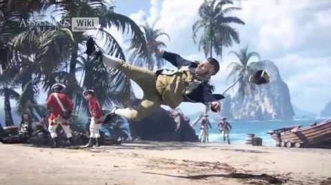 """Assassin's Creed IV Black Flag - """"Tattoo"""" előzetes (magyar felirattal)"""