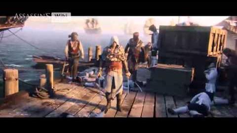 Assassin's Creed IV Black Flag bemutató (magyar felirattal)
