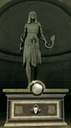 Statue Amunet
