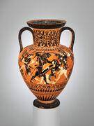赫拉克勒斯对抗亚马逊人