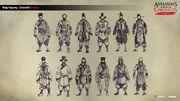 ACC China Wang Yangming Concept Sketches 2