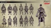ACC China Zhang Yong Concept Sketches