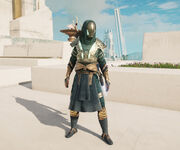 ACOD FoA JoA Isu Commander Armor
