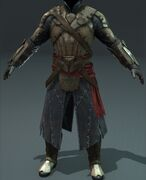 ACBF Mayan Armor