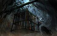 ACR Prison Vlad Tepes Empaleur concept