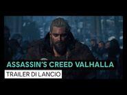 ASSASSIN'S CREED VALHALLA- TRAILER DI LANCIO