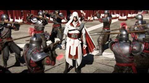 Assassin's Creed Brotherhood - E3 2010 - Trailer CGI-0