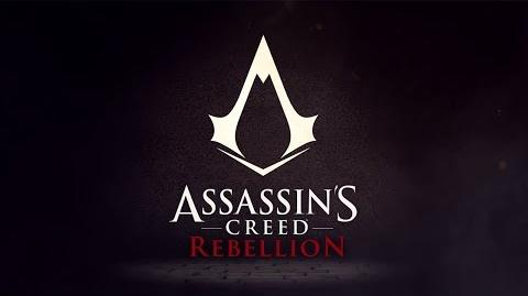Assassin's Creed Rebellion - Тизер