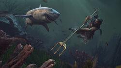 Shark attack - Assassin's Creed Odyssey.jpg