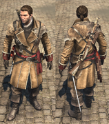 ACRG Hunter outfit