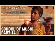 Assassin's Creed Discovery Tour- School of Greece - Music - Ep