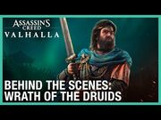 Assassin's Creed Valhalla- Wrath of the Druids - Behind the Scenes - Ubisoft -NA-
