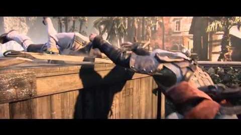Assassin's Creed IV Black Flag trailer (magyar felirattal)