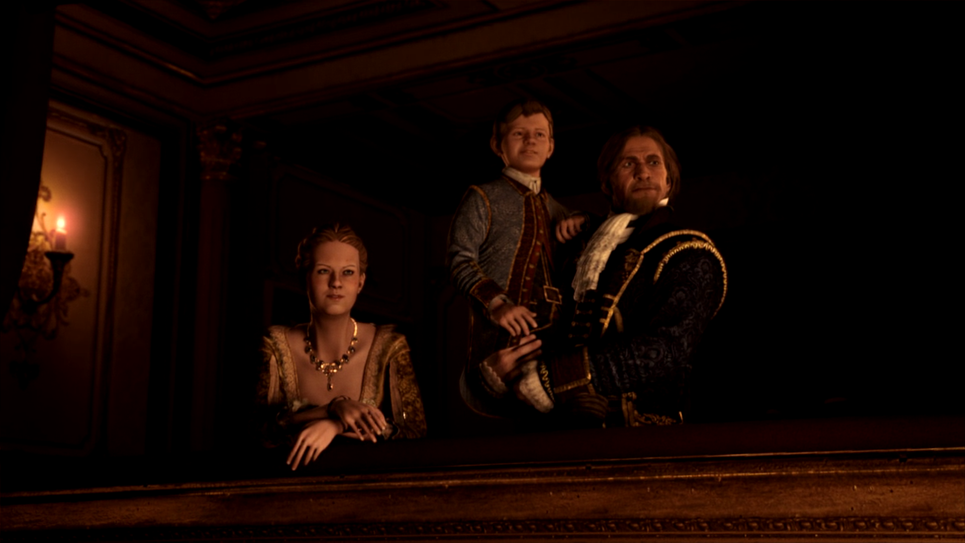 Famille Kenway