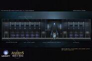 ACIV Abstergo Entertainment Serveurs concept 3