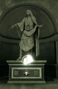 Statue Leonius