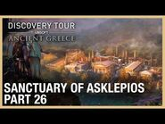 Assassin's Creed Discovery Tour- Sanctuary of Asklepios at Epidauros - Ep