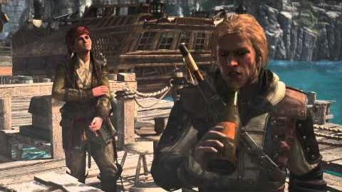 Trailer di Lancio Assassin's Creed IV Black Flag IT