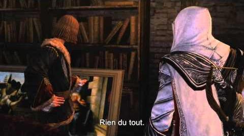 Assassin's Creed Brotherhood - La Disparition de Da Vinci DLC Trailer Solo