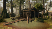 AC3L Bayou Hougan House