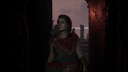 ACOD A Family's Legacy - Kassandra Enters Door