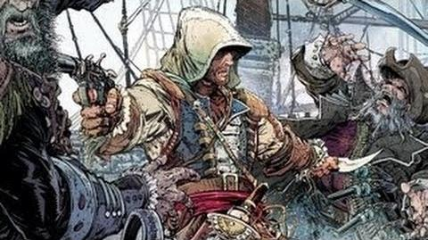Assassin's Creed 4 - Free Collectible Poster Trailer