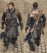 ACRG Whaler outfit