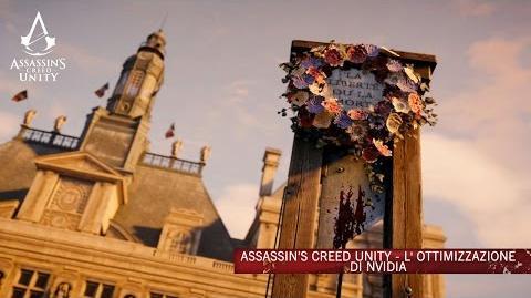 Assassin's Creed Unity - L' ottimizzazione di NVIDIA IT
