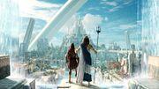 Judgment of Atlantis Artwork