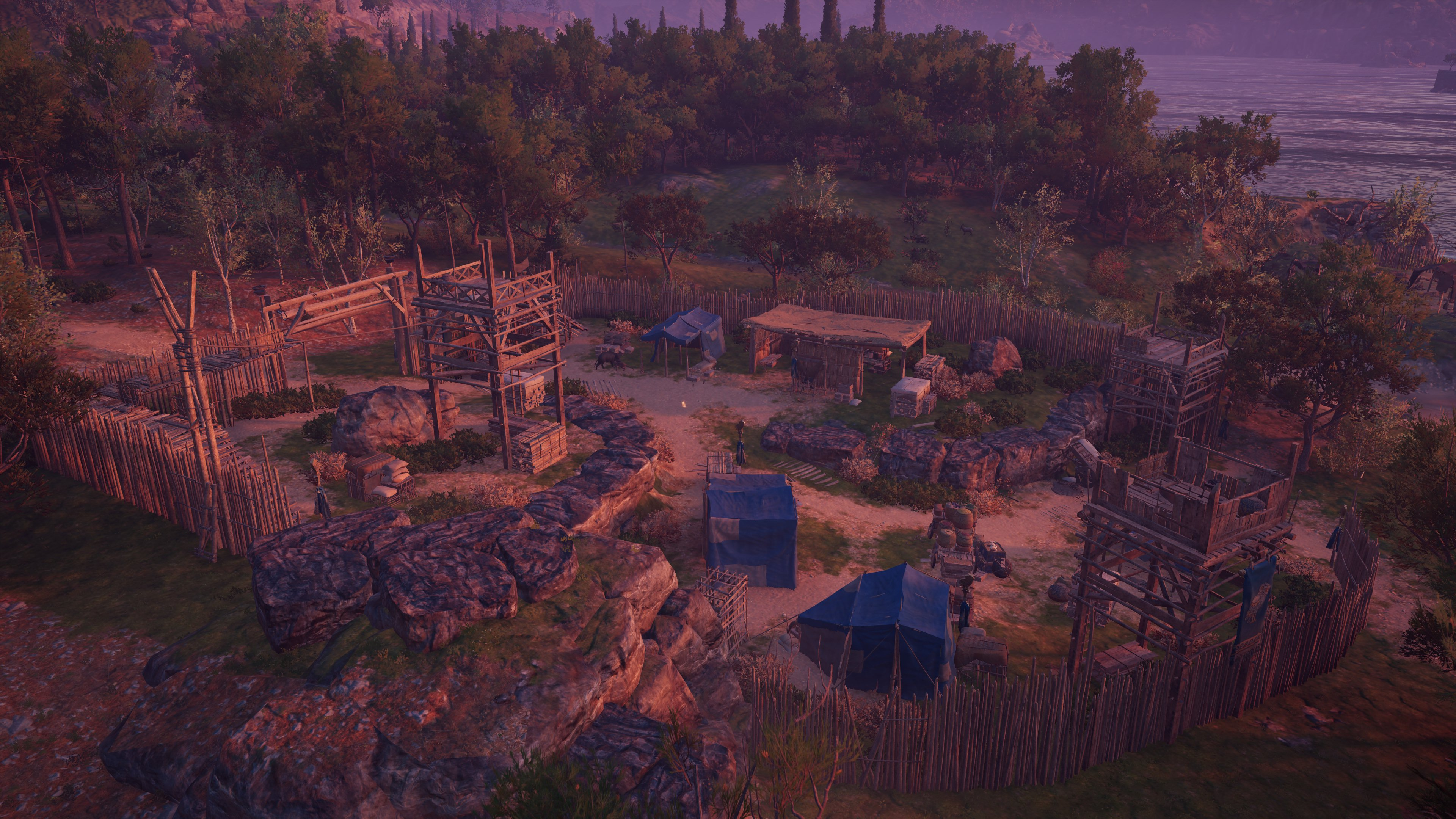 Kypselos Camp