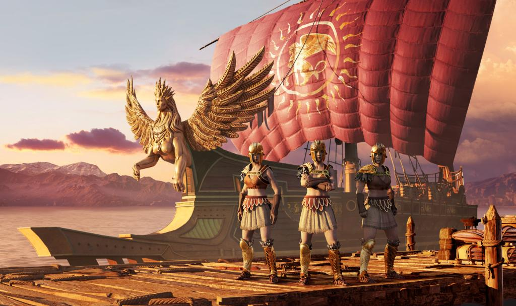 Sphinx Naval Pack