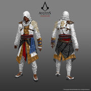 ACS Henry Green Outfit - Concept Art