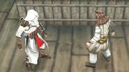Altaïr incontra Hamid