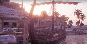 Escape from Athens - Seriphos - Assassins Creed Odyssey