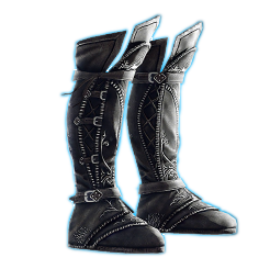 Boots of the Shadow Apprentice (Novice)