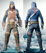 ACU Legendary Military Outfit