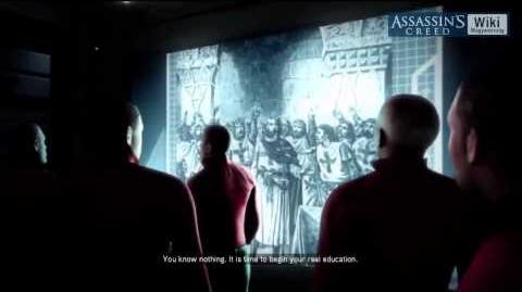 Abstergo videók - Isten hozott - első rész (magyar felirattal)