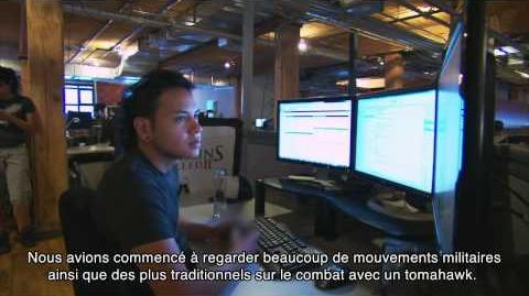 Dans les coulisses d'Assassin's Creed III - 3ème Episode FR
