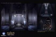 ACIV Abstergo Entertainment Bunker concept 2