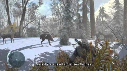 Dans les coulisses d'Assassin's Creed III - 2ème Episode FR