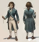 Arno Child - Concept Art